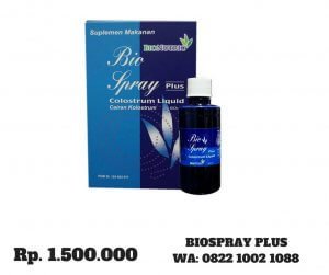 Harga Bio Spray Bionutric 2