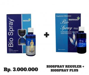 Harga Bio Spray Bionutric 3