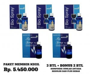 Harga Bio Spray Bionutric 4