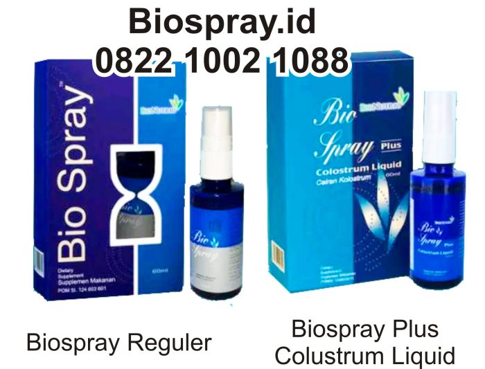 Bio Spray Bionutric ASLI 1
